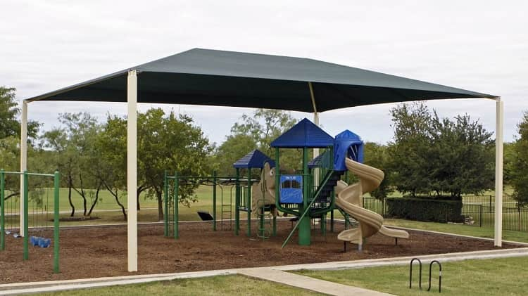 a shade structure